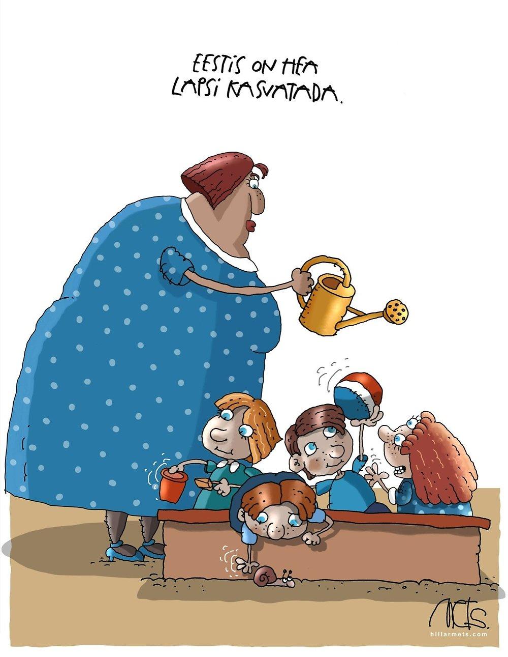 10 ettepanekut vanemahüvitise parandamiseks – Liisa Pakosta
